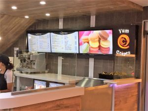 POP Signs custom digital menu boards 1 300x225