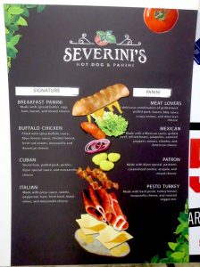 Menu Boards custom menu board restaurant indoor 224x300
